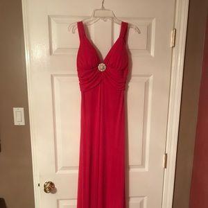Dresses & Skirts - Dark pink formal dress